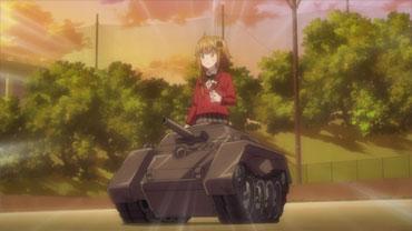 うずめ戦車